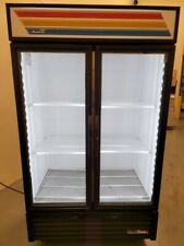 True Gdm 43 Hc Tsl01 Glass 2 Door Merchandiser Commercial Refrigerator
