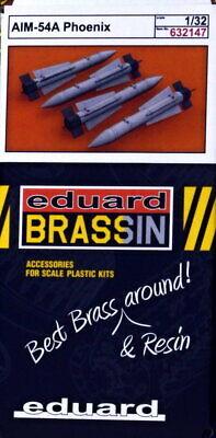 Eduard EDB632147 Brassin 1:32-AIM-54A Phoenix