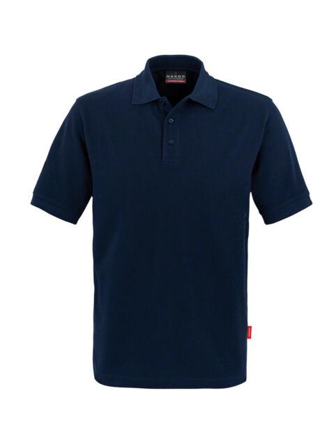 "Hakro 816 Polo-Shirt wahlweise bestickt mit Traktor-Logo /""Hano-Bogen/"""