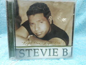 STEVIE-B-RIGHT-HERE-RIGHT-NOW-C-D-NEW