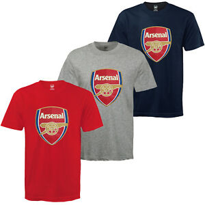 2211122b329 Image is loading Arsenal-Football-Club-Official-Soccer-Gift-Kids-Crest-