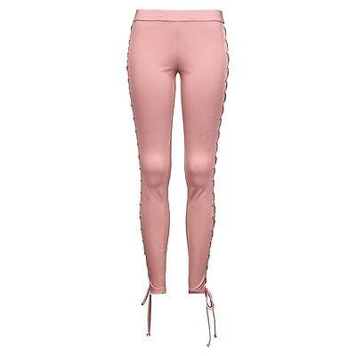 $139.99 Fenty Puma Da Rihanna Donna Da Box E Bomber Allacciatura Calze Rosa Ad Ogni Costo