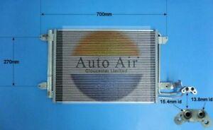 Fit-con-AUDI-A3-CONDENSATORE-ARIA-CONDIZIONATA-16-1054-1-2L