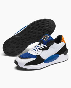 Puma-Scarpe-Sportive-Sneakers-Running-RS-9-8-cosmic-Bianco-sportswear-Uomo