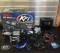 Honda 500 Foreman 14-16 Kfi 3000 Lb Winch + Mount Combo 03-16 W Remote + Rocker
