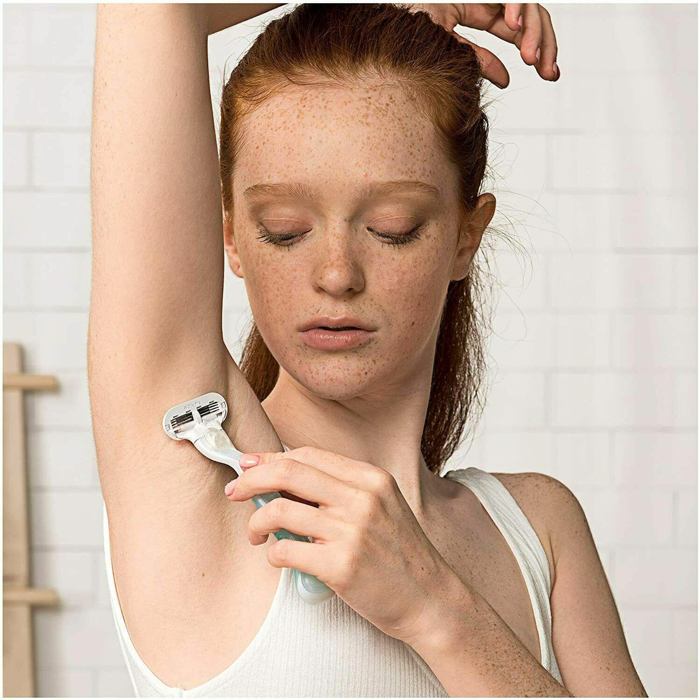 Gillette Venus Damenrasierer Rasierapparat Rasierer mit 2 Ersatzklingen NEU
