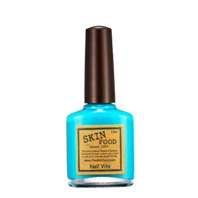 SKINFOOD Nail Vita #BL514 -Korea Cosmetics