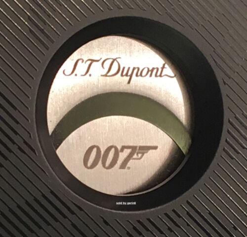 003416 Dupont MaxiJet James Bond 007 Cigar Cutter S.T ST003416 New In Box