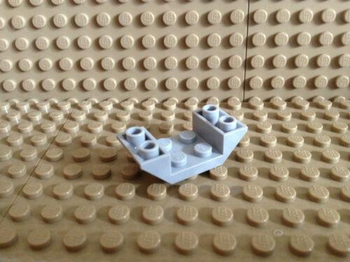 LEGO ® 4 x Dachstein negativi 2x4 obliquo pietra NUOVO-GRIGIO CHIARO NUOVO #4871