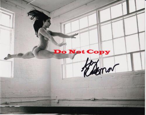Aly Raisman 2 time Olympian autographed 8x10 RP photo