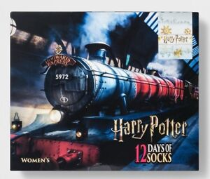 Dimensione di del 4 10 donna Calendario calendario dell'Avvento 12 giorni Pennino scarpa da Harry 192936012049 di di Potter calze 6qw7aTq