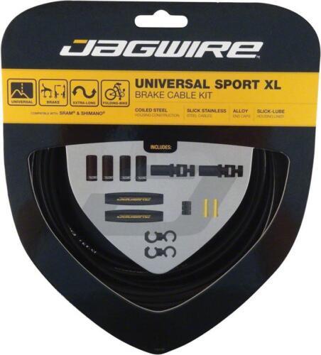 White Jagwire Universal Sport Brake XL Kit