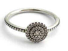 2b4356b8f Authentic Pandora Radiant Elegance Sterling Silver Ring, 190986-54 Sz 6.5  New