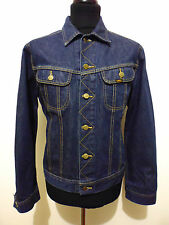 LEE VINTAGE '70 Giubbotto Uomo Jeans Man Denim Jacket Sz.M - 48
