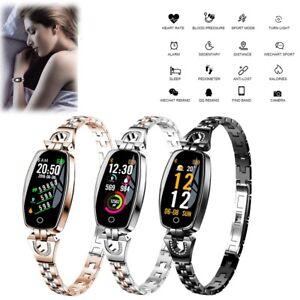 Women Smart Watch Fitness Tracker Pedometer Bracelet Sleep Monitor for Cellphone