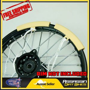 2 Wheel Rim Edge Protector Saver Tyre Tire Change Dirt Bike Tool Atv