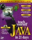 Teach Yourself Java in 21 Days by Laura Lemay (1996, CD-ROM / Paperback)
