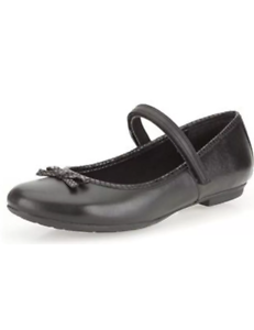 Girls 5 Nouveau Shoes Black School Clarks School Kimberlysky F 3 Taille 8Avw1q51