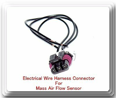 AF10061 Pigtail Wire Harness For Mass Air Flow MAS0279 Electrical Connector