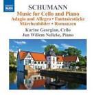 Musik Für Cello Und Klavier von Karine Georgian,Jan Willem Nelleke (2011)
