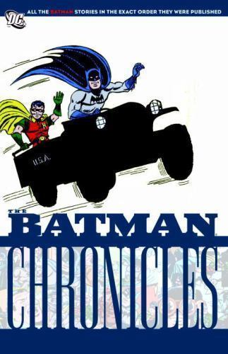Batman Chronicles By Bill Finger 2009, Trade Paperback  - $10.00