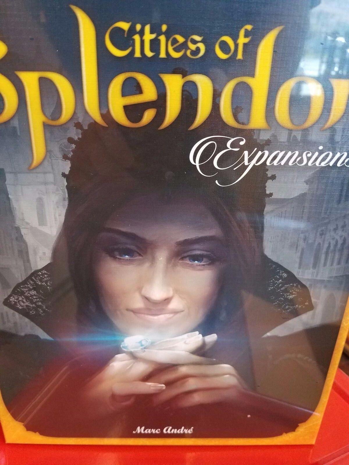 Städte von Pracht Erweiterung - Asmodee Spiele Brettspiel Neu