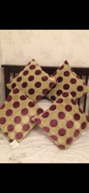 Brand New With Tags Harveys Furniture Store Cushions X 4 In Total Ebay