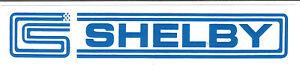 Shelby-CS-7-5-034-sticker-decal-Carroll-Shelby-American-Racing-Mustang-Cobra