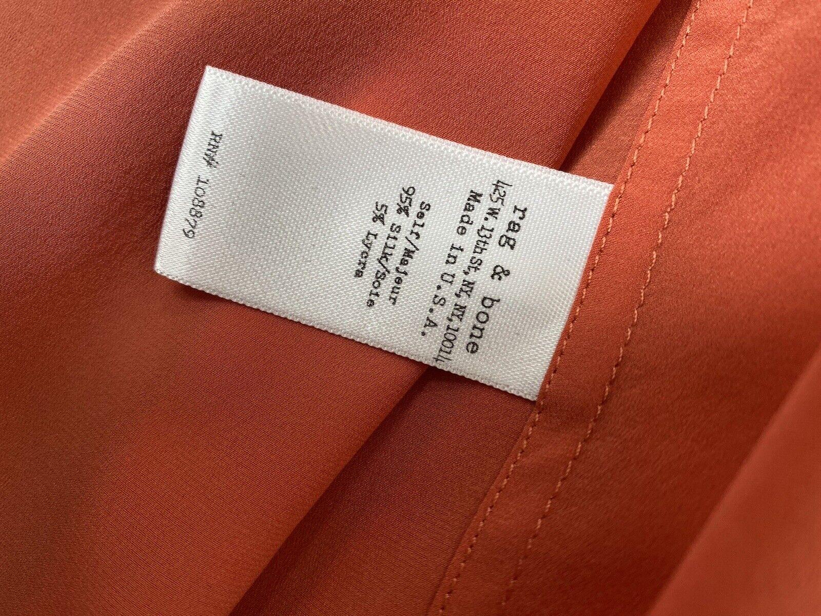 rag and bone silk blouse - image 8