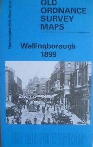 Old Ordnance Survey Maps Pontypool Monmouthshire 1899 Godfrey Edition North