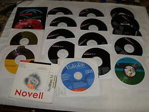 Lot-of-18-computer-disks