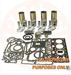 FOR-MITSUBISHI-4D33-ENGINE-OVERHAUL-REBUILD-KIT-FUSO-CANTER-FE337-FE437-FE447