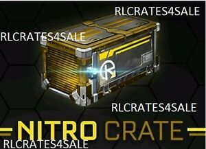 Rocket League  NEW NITRO CRATE  Xbox One - Doncaster, United Kingdom - Rocket League  NEW NITRO CRATE  Xbox One - Doncaster, United Kingdom