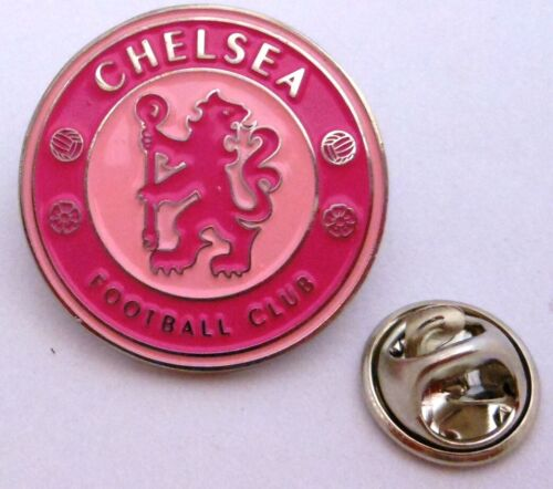 Fußball England #198 FC Chelsea London Pin // Anstecker Crest Badge Lady