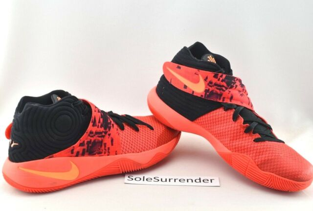 promo code 652f3 5731b Nike Kyrie 2 Sz 13.5 Red Bright Crimson Atomic Inferno Edition Killer  Crossover