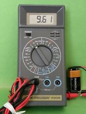 Bk Precision 2905 Multimeter With 55 Silicone Test Leads