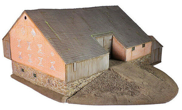History Works-Perry Miniatures  ACW55004.The Trostle Farm Barn - Gettysburg