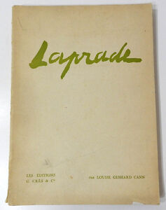 LAPRADE-PEINTRE-PAR-LOUISE-GEBHARD-CANN-NOMBREUSES-ILLUSTRATIONS-1930