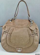 NWT Handbag GUESS Neeka Hobo Bag Camel Ladies