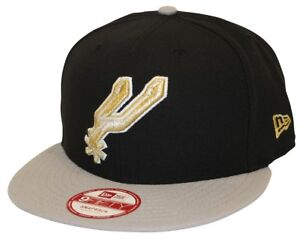 4668297c622 SAN ANTONIO SPURS NBA NEW ERA 9FIFTY HARDWOOD CLASSICS TEAM HASHER ...