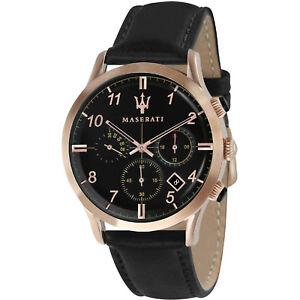 1ae15712f6c305 Caricamento dell'immagine in corso orologio-cronografo-uomo-Maserati -Ricordo-Cod-R8871625004