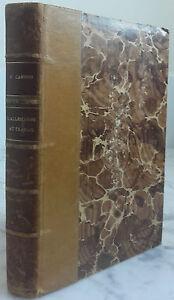 1915 ALEMANIA A Trabajo V. Cambon + 20 Tablas P. Roger Grabado Av Título IN8