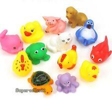 13Stk Wasser Kinder Pool Bath Tub Bad Tiere Spielzeug Toys Wasserspielzeug Hot20