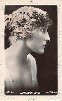 BR98303 miss isobel elsom real photo  movie star actor