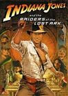 Indiana Jones and The Raiders of The Lost Ark - DVD Region 2 Ship