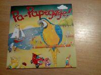 pa papegøje cd