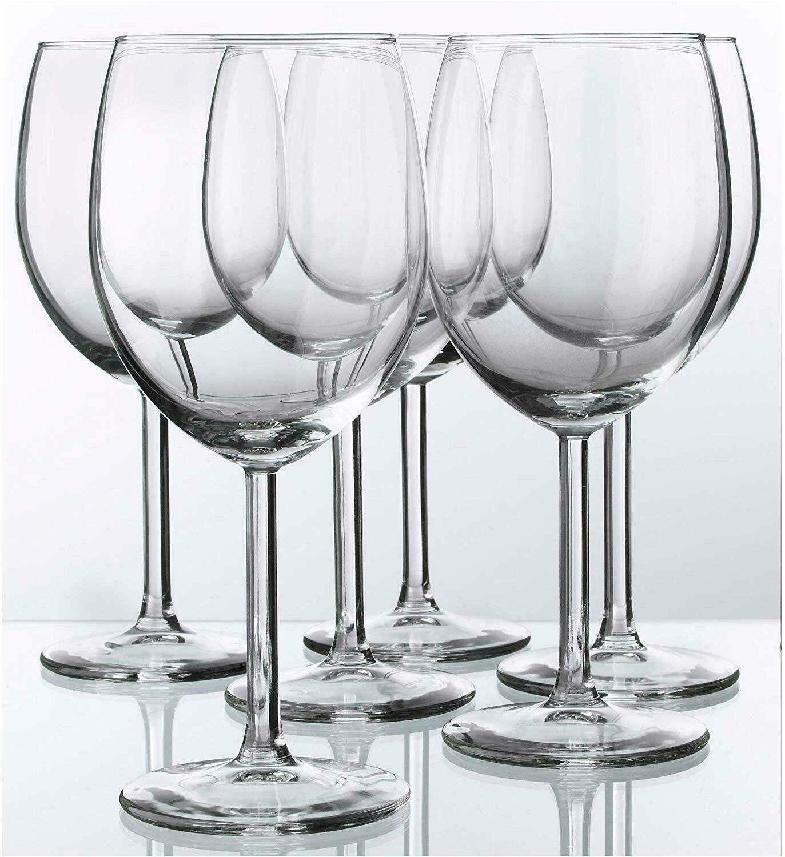 Alizee White Wine Glass Set Of 6 For Sale Online Ebay
