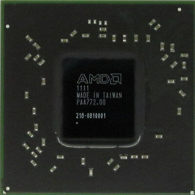 AMD 216-08-10001 216-0810001 GPU Graphic BGA Chipset with Balls Good quality