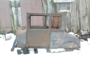NEW PRICE ...1927 Ford Model T Coupe Body W/Ownership