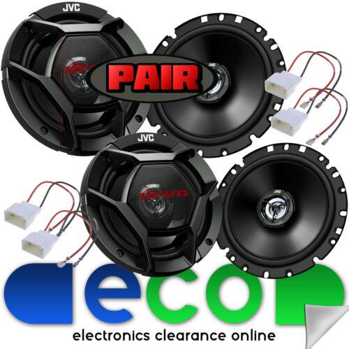 Ford Focus MK2 RS ST 1200 vatios 3 puertas delanteras y traseras Coche Altavoz completo kit de actualización